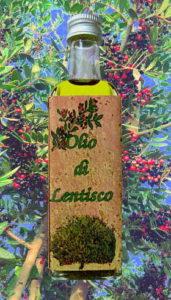 prezzo olio lentisco biodiversità gonnese