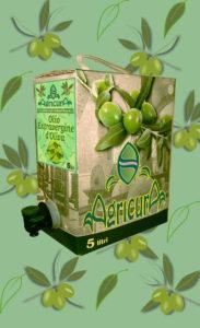olio extravergine gonnosfanadiga bag in box